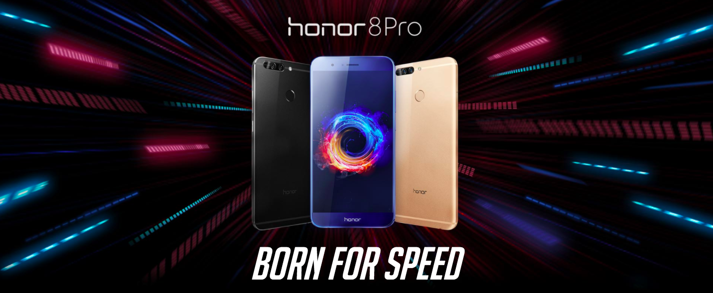 new Honor smartphone release