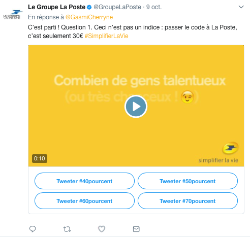 La Poste SimplifierLaVie