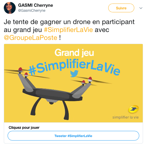 SimplifierLaVie La Poste