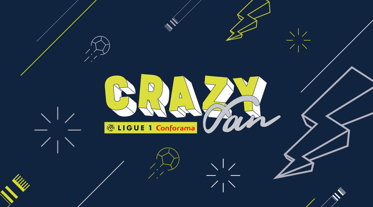Vote pour ton ou ta Crazy Fan de la Ligue 1 Conforama !
